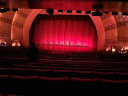 Radio City Music Hall Section 1st Mezzanine 3 Row K Seat