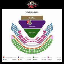 Seat Map On Live Nation Korea Instagram Account Seoul Kr