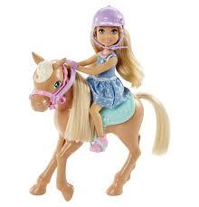 Barbie Chelsea Puppe Und Pony Galeria Kaufhof