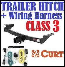 audi q7 towing hauling curt trailer hitch wiring harness fits 2007 2009 audi q7 13220 56200 class 3 fits audi q7