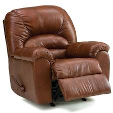 black genuine leather recliner chair small real chairs top grain swivel best of single furniture remarkable
