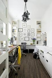white home office. Home Office Space Ideas White