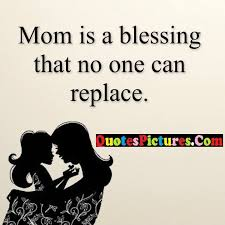 Good Mom Quotes Mesmerizing Good Mother Quote About Blessing Quotespictures