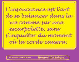 Linsouciance 15 Citations Sur Ce Trait De Caractère Qui Ne