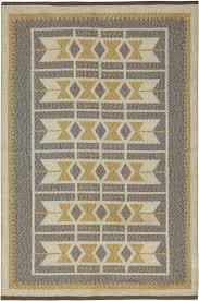 vintage scandinavian rug statement rugs