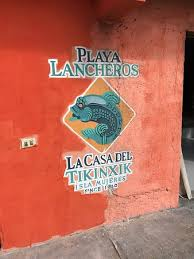 Restaurant Name And Logo Restaurant Name And Logo Picture Of Playa Lancheros Isla Mujeres