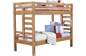Creekside Taffy Twin/Twin Bunk Bed