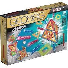 Магнитный <b>конструктор Geomag Glitter 68</b> дет. арт 533 купить в ...