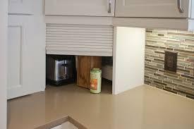 Kitchen Tambour Door Kit Tambour Doors For Kitchen Cabinets Cliff Kitchen