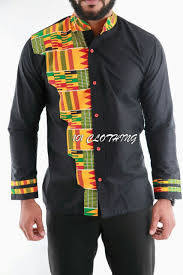 African Print Men S Shirt Designs Pin By Xtine On Clothes African Men Fashion African