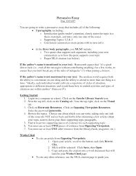 29 Images Of Mla Format Argumentative Essay Template Vanscapitalcom