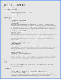 Best Of Resume Format Doc Elegant Unique Resume Sample Doc Best
