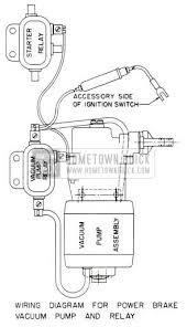 1953 buick brake maintenance hometown buick 1953 buick power brake vacuum pump wiring diagram