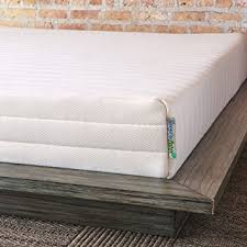 Pure Green Natural Latex Mattress  Firm  Queen