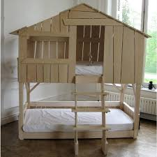 House Bunk Bed Tree House Bunk Beds Alluring Tree House Twin Over Twin Bunk Bed