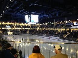 The Compton Family Ice Arena Notredame Collegehockey