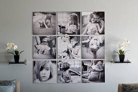 Image of: Photo Wall Collage Ideas