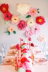 crepe paper decorations crepe paper flower wedding decorations honeycomb tissue paper decorations diy
