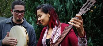 <b>Rhiannon Giddens</b> with Francesco Turrisi | Stanford Live