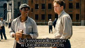 The Shawshank Redemption: 19 Unforgettable Quotes - MagicalQuote