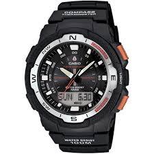 men s watches men s sports watches men leather watches men s casio men s twin sensor multifunction analog digital watch