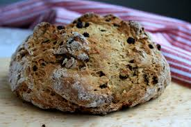 Image result for Irish round brown bread