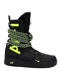 Sf Af1 Hi - <b>Полусапоги И Высокие</b> Ботинки Для Мужчин от <b>Nike</b> ...
