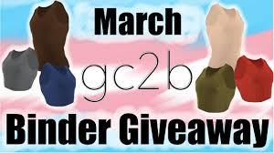 Gc2b Measuring Chart Gc2b Binder Giveaway March