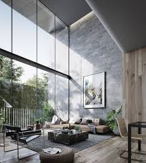 Winsome Modern House Interior Design Home Ideas Houses Rustic