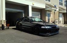 black acura integra jdm. picture of 96 turbo black jdm front acura integra gsr jdm r