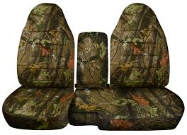 Amazon.com: 1998-2003 Ford Ranger Truck Seat Covers Camouflage ...