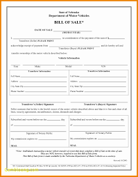 free bill of sale form for car unique motorcycle bill of sale template best templates