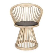 modern wood chair. Fan Dining Chair From Tom Dixon | YLiving Modern Wood R