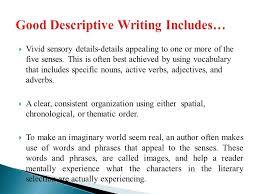 how to write a descriptive essay thesis acirc cz quickbooks online report writer