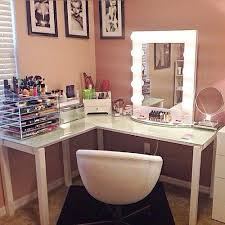 diy corner makeup vanity. Best 25 Corner Makeup Vanity Ideas On Pinterest Diy Table N