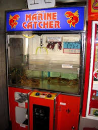 Lobster Vending Machine Delectable Lobster Claw Gameing To A Walmart Near You What's Fresh