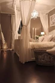romantic bed room. 18. Simple Winter Wonderland Abode Romantic Bed Room O