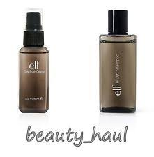elf brush cleaner. elf brush shampoo / daily cleanser antibacterial cleaner spray e.l.f. elf -
