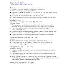 Outstanding Mechanical Autocad Drafter Resume Mold Documentation