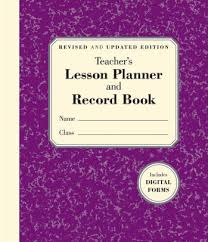Teacher Record The Teachers Lesson Planner And Record Book Other Format