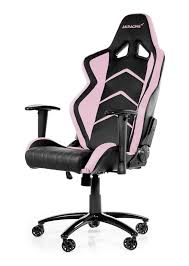 akracing player gaming chair pink