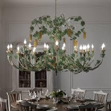 unique large italian designer g vine chandelier