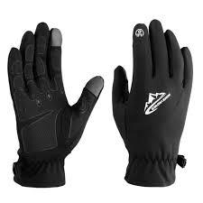 audi original oe black mens leather gloves glove sport s line touch screen men for