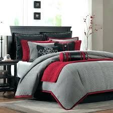 solid red comforter bedding comforter solid grey aqua set silk sets red gold and black twin solid red comforter