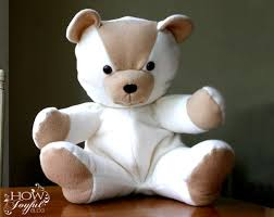 Teddy Bear Sewing Pattern Fascinating Teddy Bear Tutorial And Pattern 48 Steps With Pictures