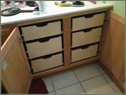 kitchen cabinet drawers luxury diy pull out drawers for kitchen cabinets cabinet home