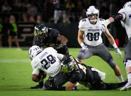 Purdue Football Defense Shows Two Different Sides In Loss Sports