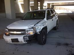 2006 Chevrolet Trailblazer Airbags Didn't Deploy: 4 Complaints