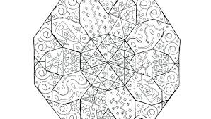 Mandala Coloring Pages Owl For Adults Pdf Free Snowflake Page