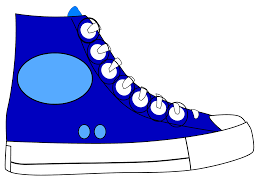 converse shoes clipart. tennis shoe clipart converse shoes